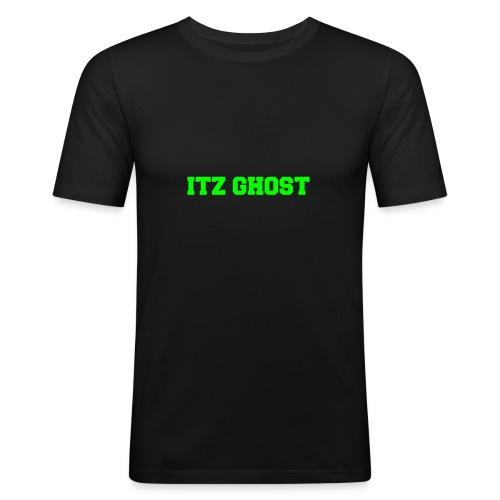 ITZ GHOST - Men's Slim Fit T-Shirt