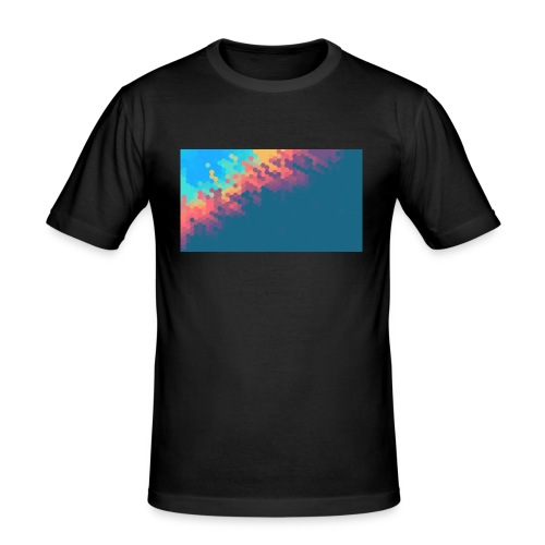 colmena solar - Camiseta ajustada hombre