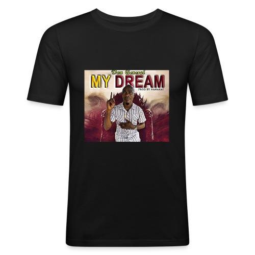 my dream - Men's Slim Fit T-Shirt