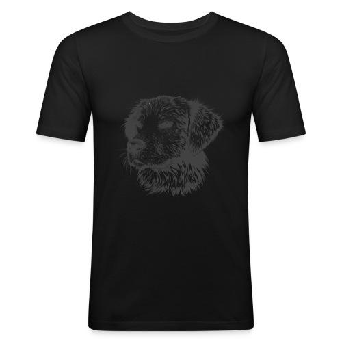 Rufus - Men's Slim Fit T-Shirt