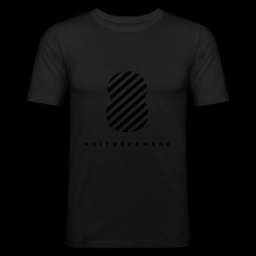 08/12 - T-shirt près du corps Homme