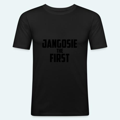 jangosiethefirst pet - slim fit T-shirt