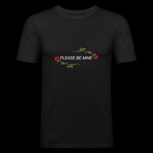Please Be Mine - Men's Slim Fit T-Shirt