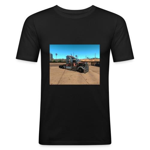 ats - T-shirt près du corps Homme