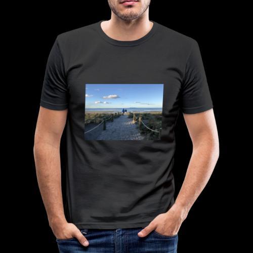 IMG 1651 - T-shirt près du corps Homme
