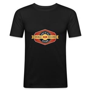 Nappo - Männer Slim Fit T-Shirt