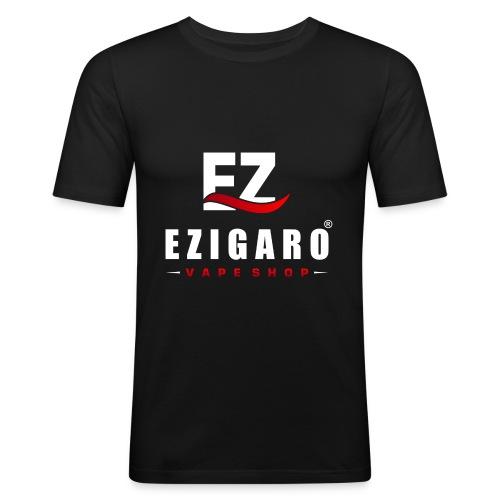 EZIGARO Vapeshop - Männer Slim Fit T-Shirt