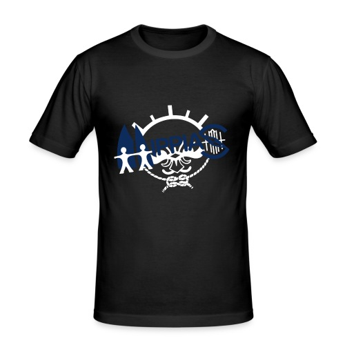 hippias logo - slim fit T-shirt