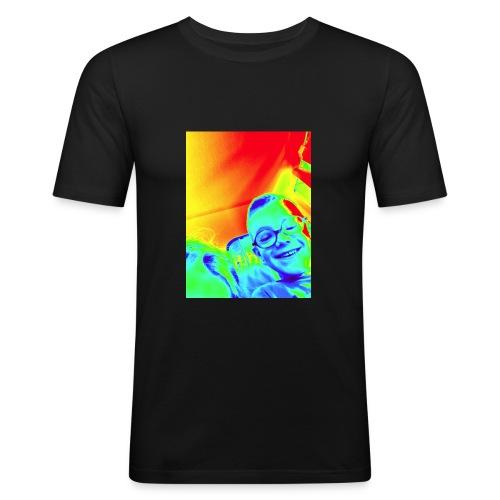 image - T-shirt près du corps Homme