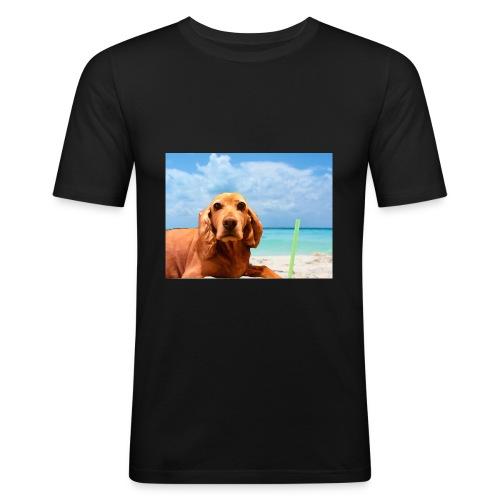 perry-fotoscompleta-jpg - Camiseta ajustada hombre