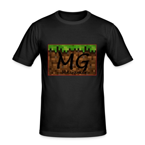 mr.gamer - Männer Slim Fit T-Shirt