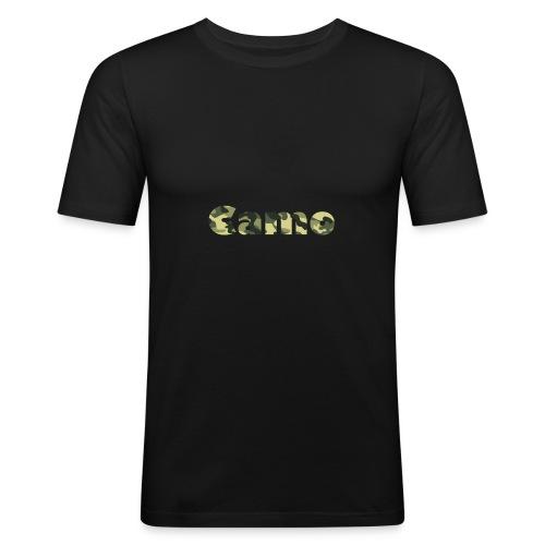 Camo Designs - slim fit T-shirt