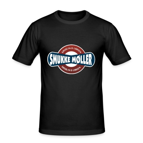 smlogo - Herre Slim Fit T-Shirt