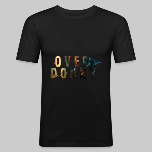 Over Donny [Arrow Version] - Maglietta aderente da uomo