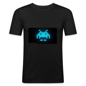 space invador - Men's Slim Fit T-Shirt