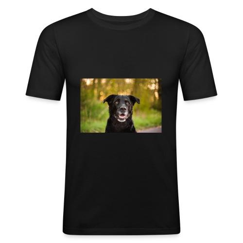 leikbaer - Men's Slim Fit T-Shirt