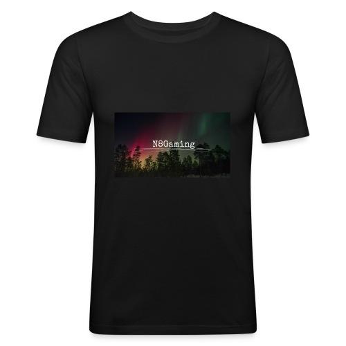 N8 Gaming Shirt - Men's Slim Fit T-Shirt