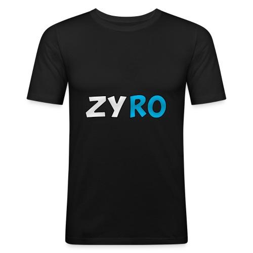 Zyro 1 - Men's Slim Fit T-Shirt