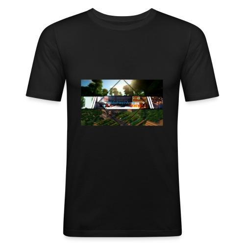 Mein Merch - Männer Slim Fit T-Shirt