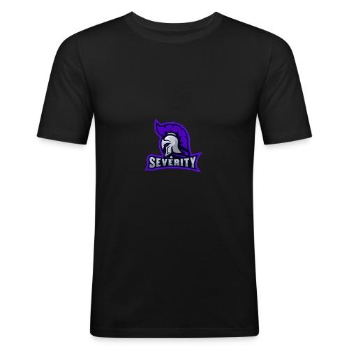 serverityggpnglogo-clothing - Men's Slim Fit T-Shirt