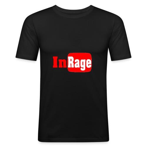 InRage - Männer Slim Fit T-Shirt