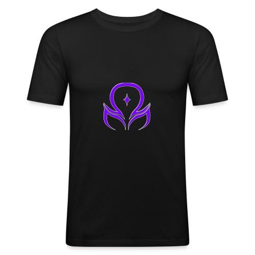 Omega Design - Men's Slim Fit T-Shirt