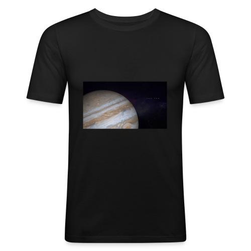 jupiter_wallpprs-com_ - Men's Slim Fit T-Shirt