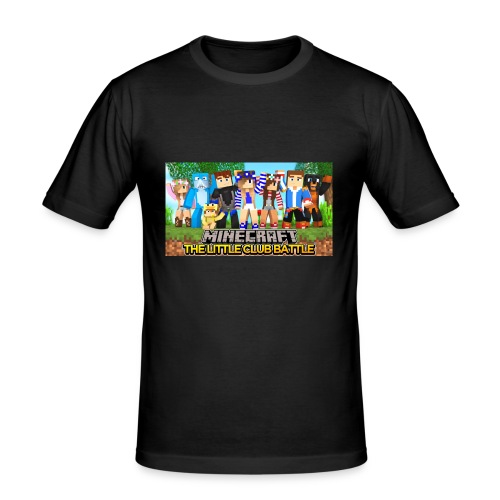 IMG_0714 - Herre Slim Fit T-Shirt