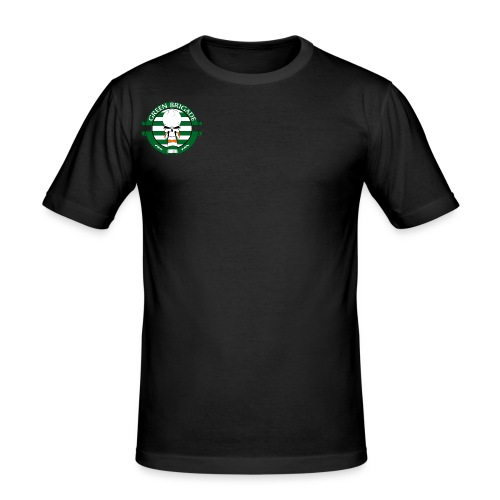 Green brigade - Men's Slim Fit T-Shirt