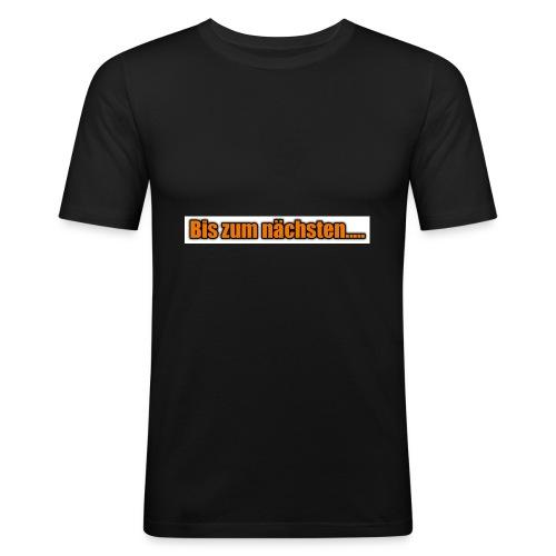 Lord of Treasure bis zum nächsten - Männer Slim Fit T-Shirt