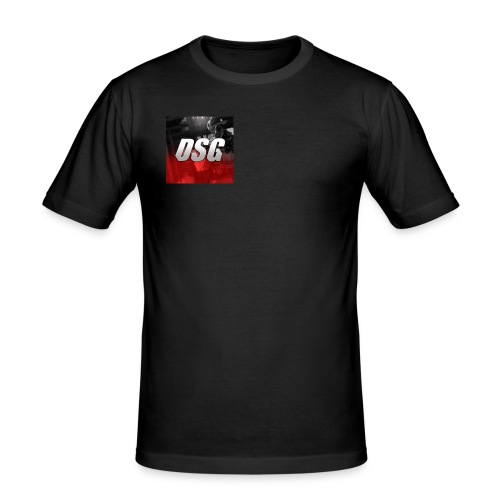 DSG logo - Men's Slim Fit T-Shirt