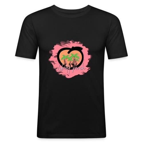 Liberty Peach City - T-shirt près du corps Homme