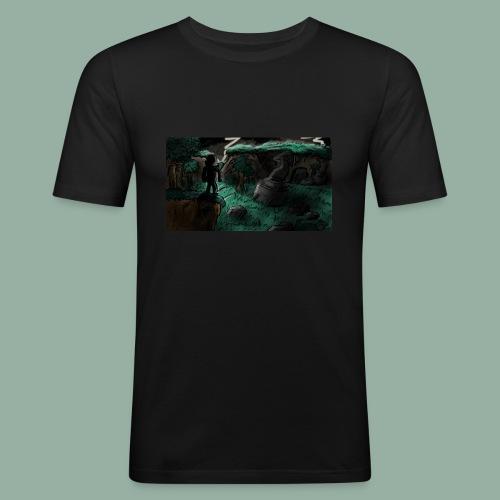 The EXPLORER - T-shirt près du corps Homme