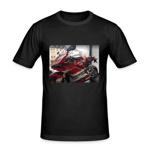 Panigale 1299 Design - Männer Slim Fit T-Shirt