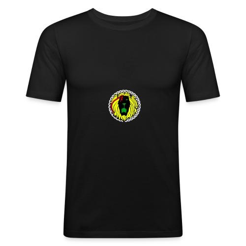 Take Pride T shirt - Black - Men's Slim Fit T-Shirt