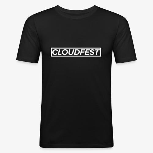 Cloud Festival - Men's Slim Fit T-Shirt