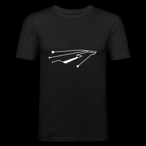 Sondage archéologique - T-shirt près du corps Homme
