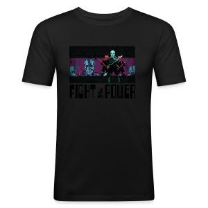 Fight The Power - Men's Slim Fit T-Shirt