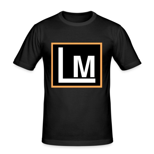 Original LukeMoto - Men's Slim Fit T-Shirt