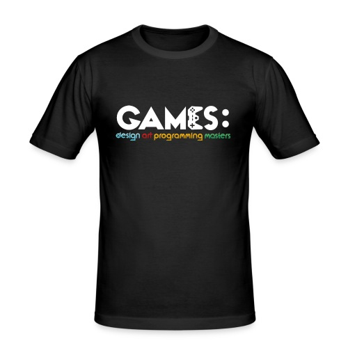GAMES:ALL - Men's Slim Fit T-Shirt