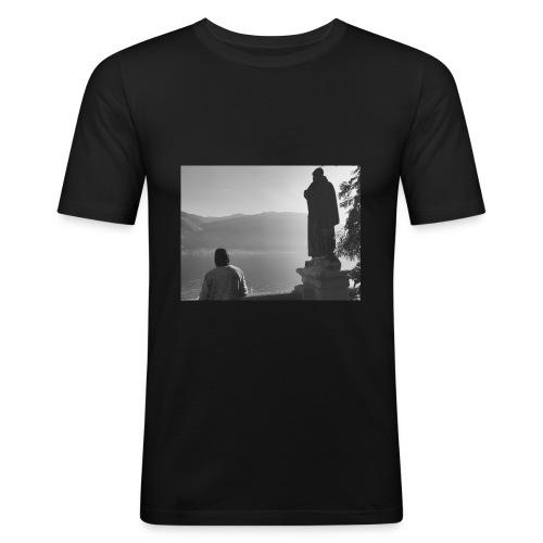 IMG 2606 - Maglietta aderente da uomo