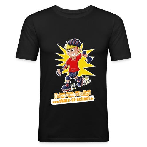 Dabei sein ist alles - Junge - Männer Slim Fit T-Shirt