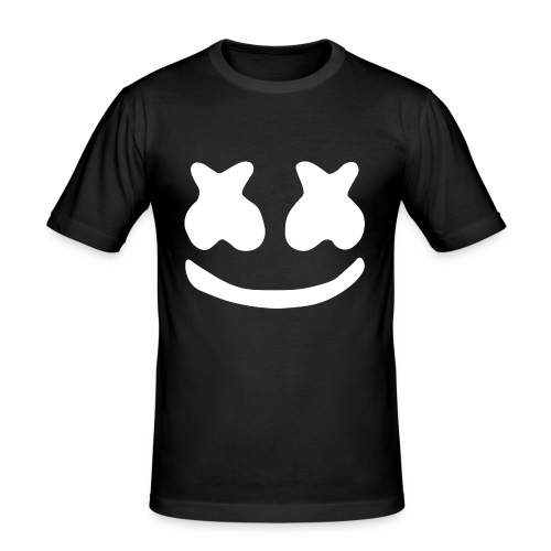 Marshmello logo - slim fit T-shirt