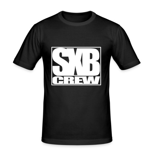 SXB Crew logo - slim fit T-shirt