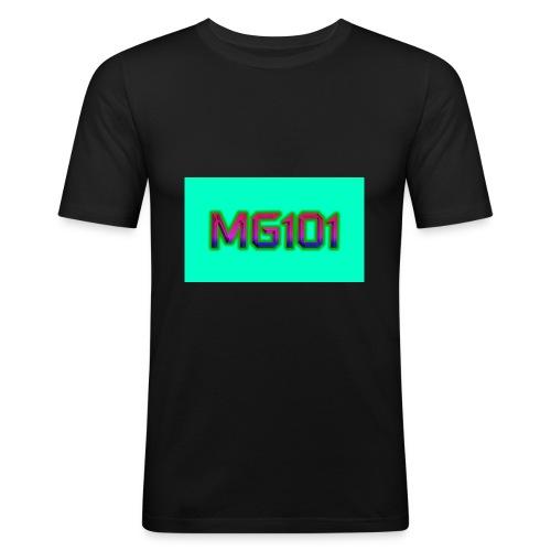 MG101 Designs - Men's Slim Fit T-Shirt