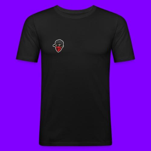 MKM TV's Logo - Men's Slim Fit T-Shirt