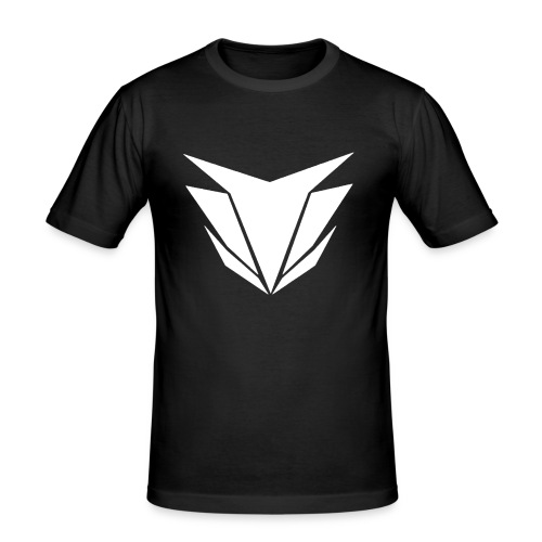 Pentagon Weiß - Männer Slim Fit T-Shirt