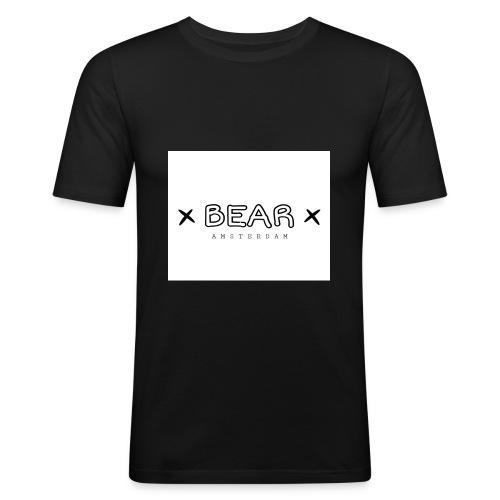 merk BEAR - slim fit T-shirt