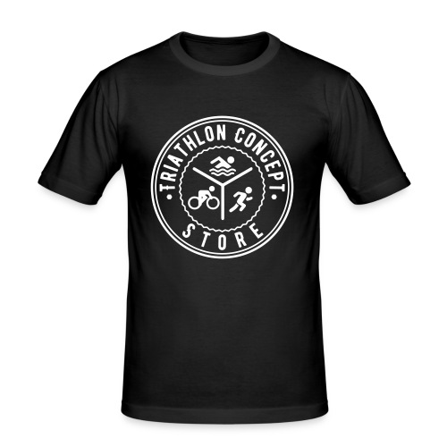 Triathlon Concept Store - Männer Slim Fit T-Shirt