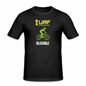 TURF - BLEKINGE - Slim Fit T-shirt herr